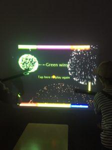 VRホッピングゲーム