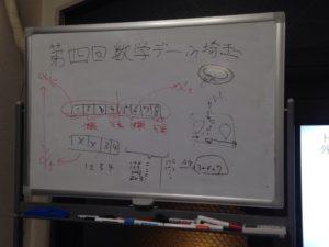 第四回数学デーin埼玉開催