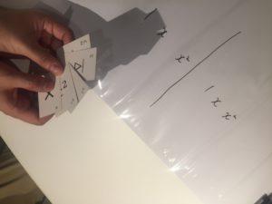 東大購買部で購入したナブラ演算子ゲーム